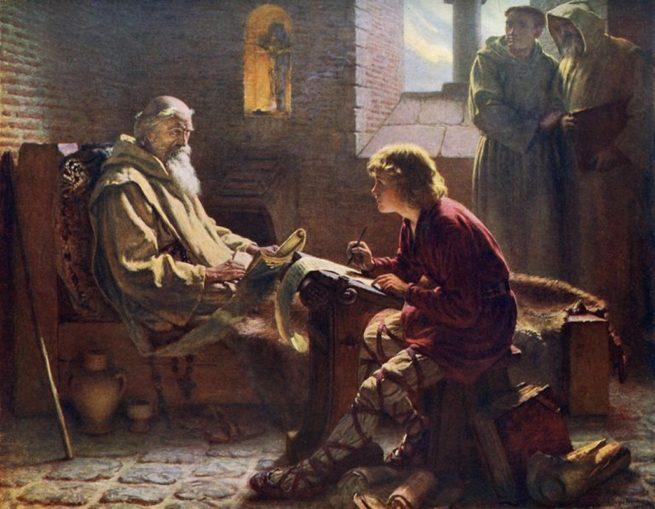 Æthelberht, Going Postal