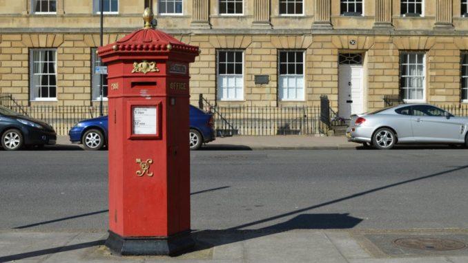 well_chuffed, Going Postal