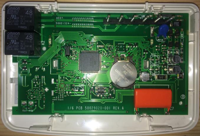 St9400c Boiler Timer Fault