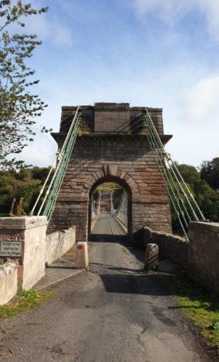 Union Bridge Entrance