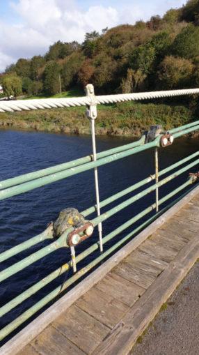 Union Bridge - rusty