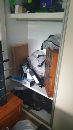 Free cupboard