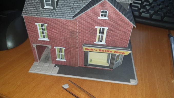 Bob's shop