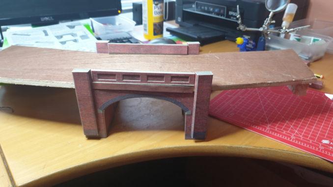 Arches built