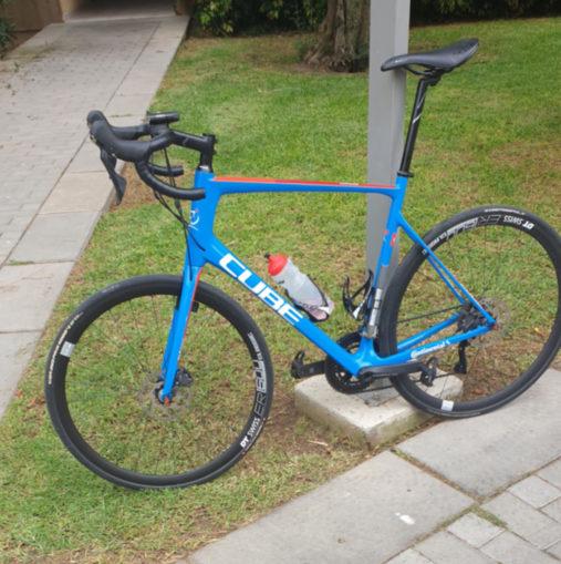 Hire bike