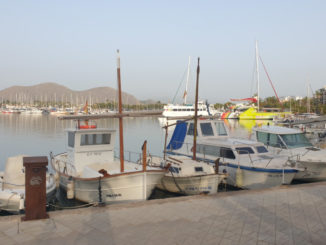 Boats of Alcudia